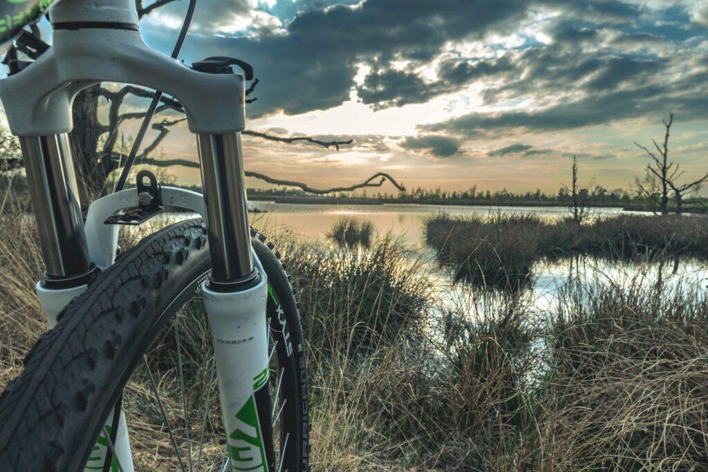 Mountain bike natur